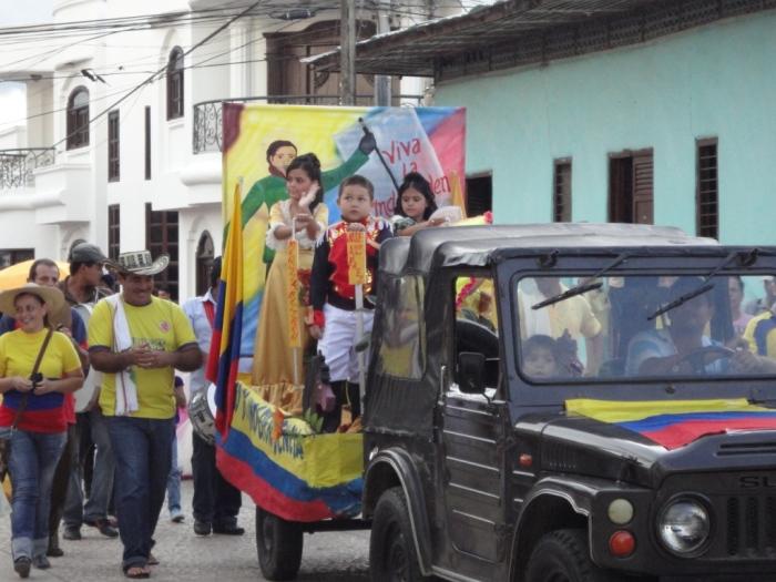 Accordion Festival in Chinu. Copyright Uncover Colombia