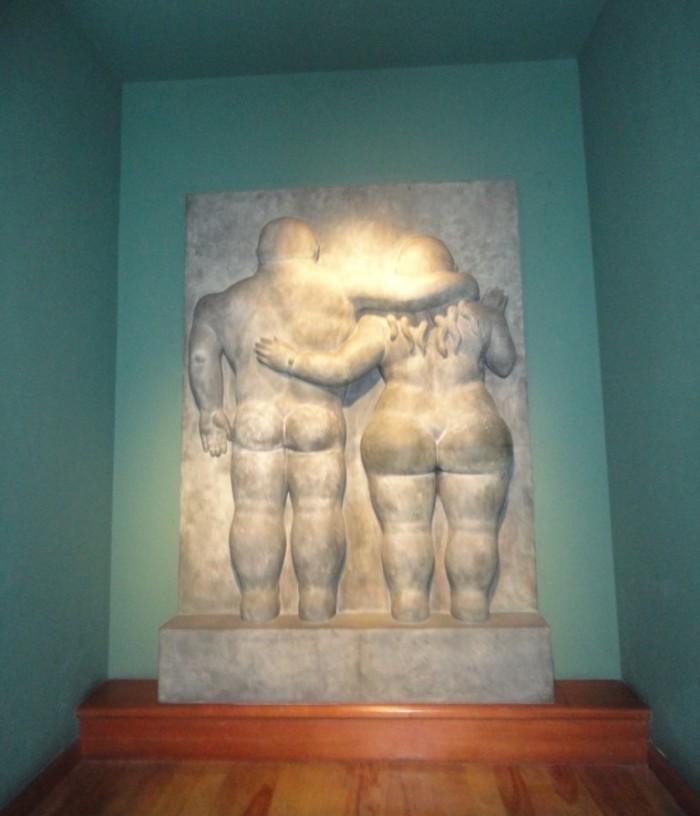 Botero's Collection Museum - La Candelaria, Bogota. Copyright Uncover Colombia