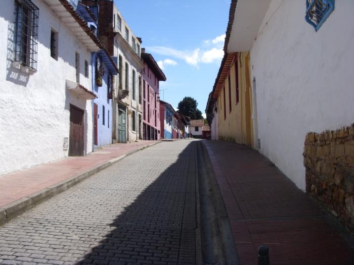 La Candelaria - Bogota, Colombia