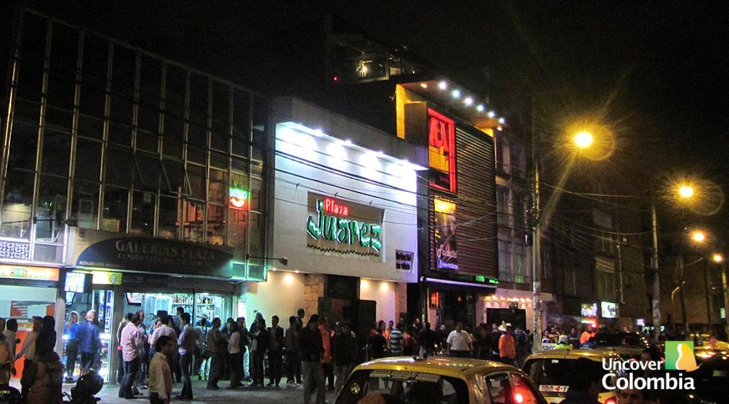 Galerias Bogota - Copyright Uncover Colombia