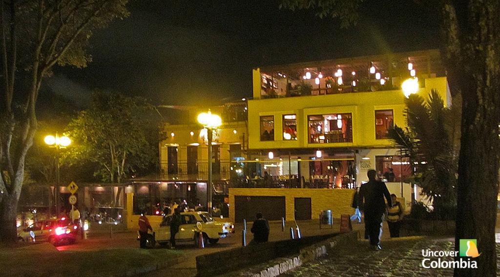 Usaquen Bogota - Copyright Uncover Colombia