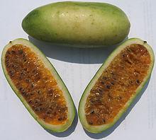 Curuba (Photo credit: Wikipedia)
