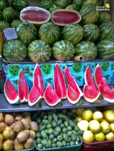 Water melons - Bogota, Colombia