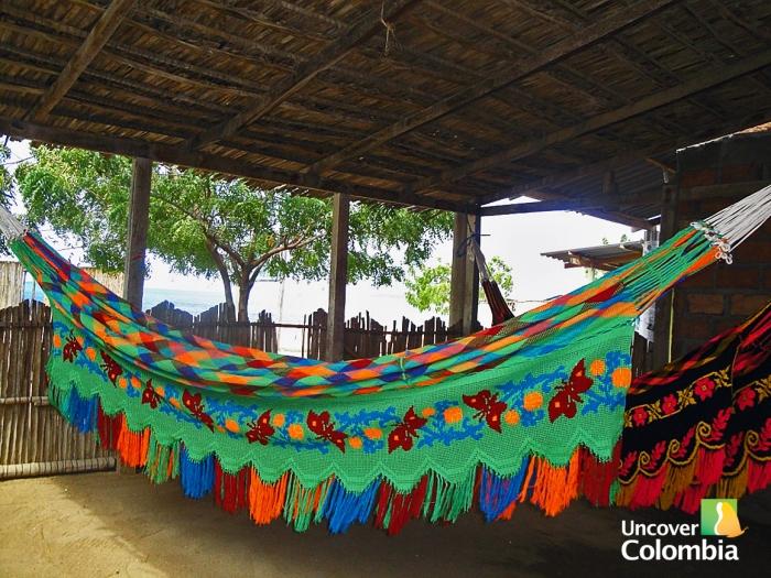 Wayuú hammock - Guajira, Colombia