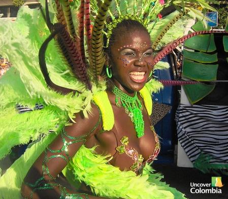 Carnaval de Barranquilla - Atlantico, Colombia