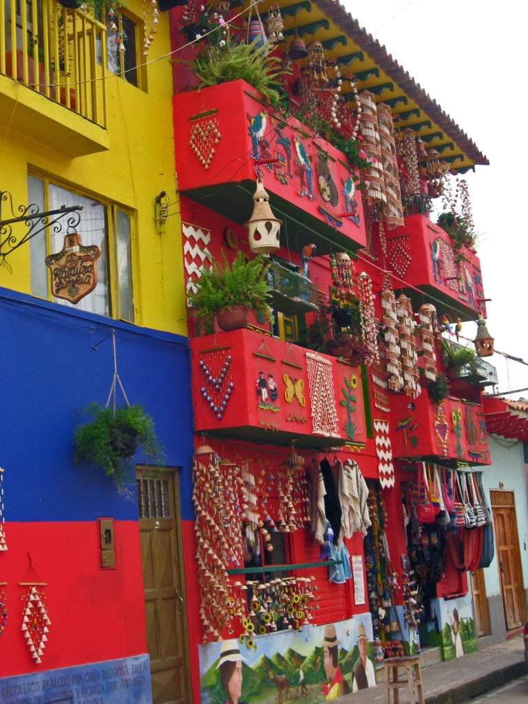 Raquira - Boyaca, Colombia