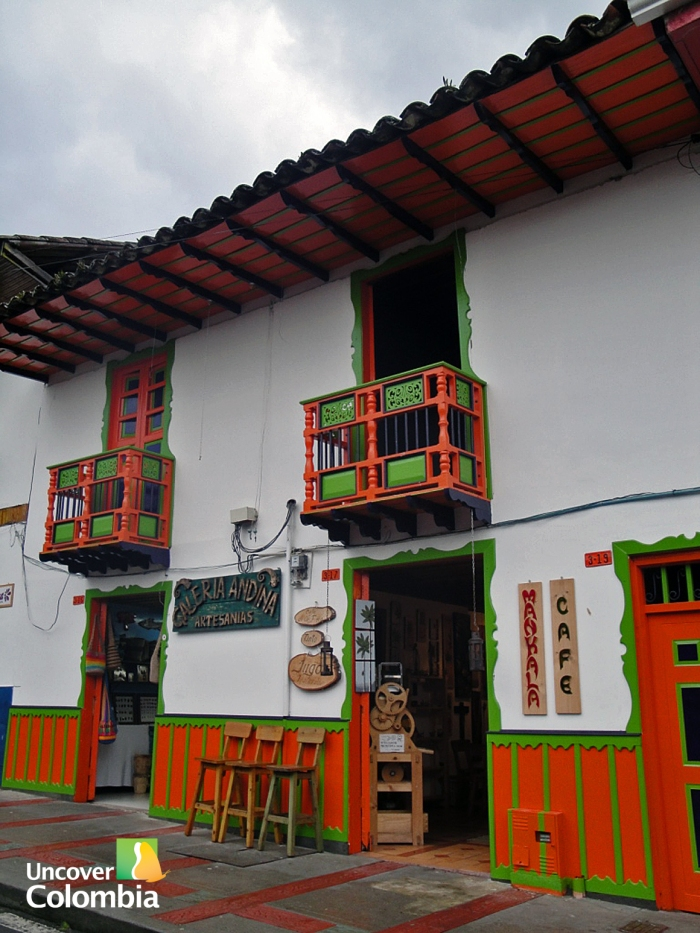 Salento, a traditional paisa town in the coffee region - Uncover Colombia tours