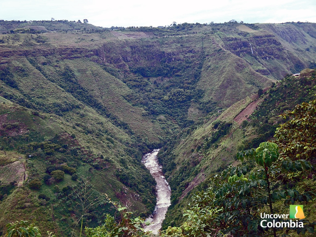 San Agustin, Estrecho del Magdalena - Colombia