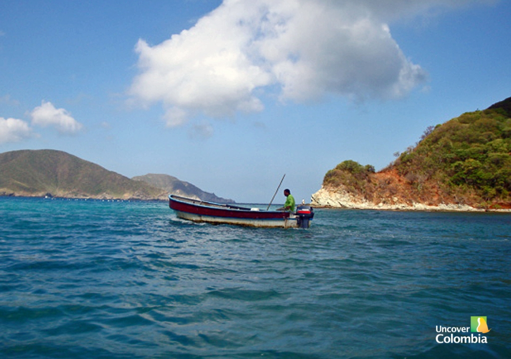 Tayrona Natural National Park, Colombia
