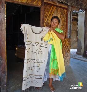 Wayuu Lady - Cabo de la Vela, Colombia