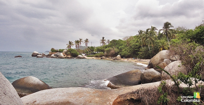 Tayrona Natural National Park, Colombia - Image Copyright Uncover Colombia 2012