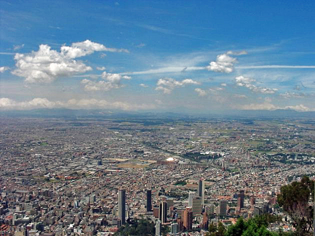 Monserrate - Our Tours: The beating heart of Bogota
