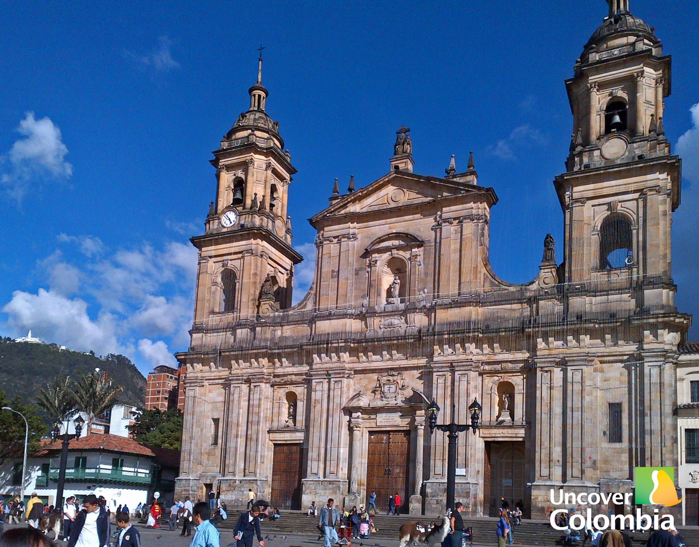 Catedral Primada - Bogota, Colombia