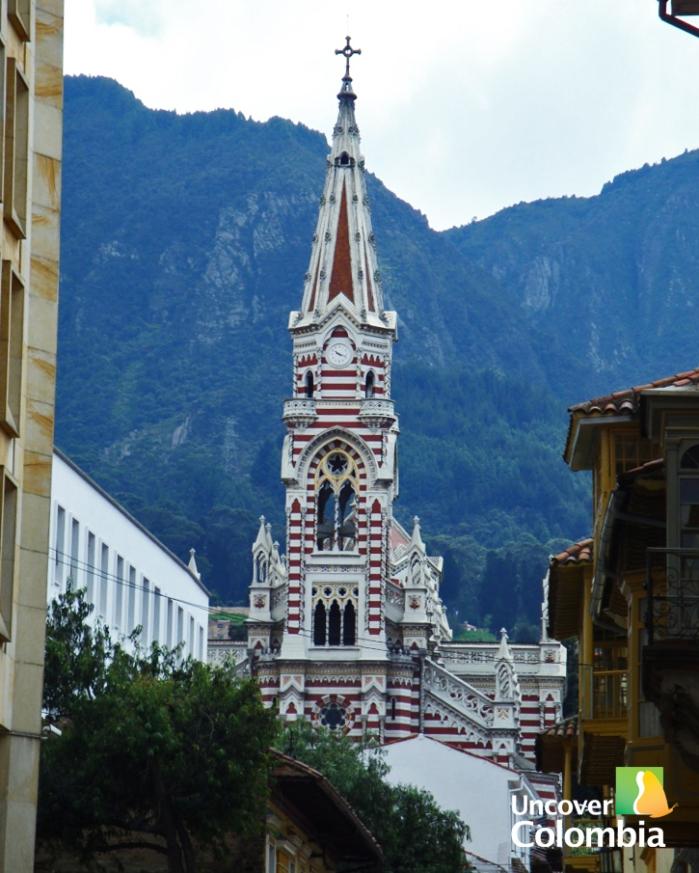El Carmen Church - Bogota, Colombia