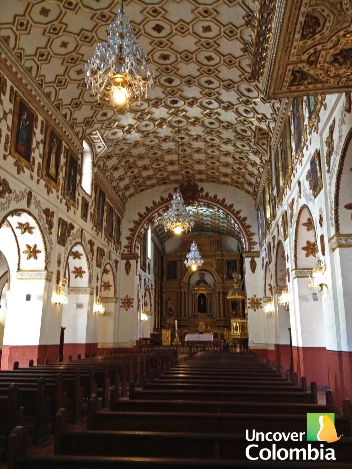 St. Agustin church - Bogota, Colombia