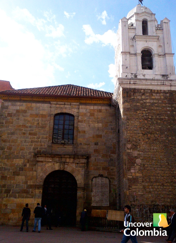 Iglesia La Tercera - Bogota, Colombia