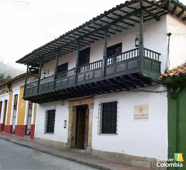 Instituto de Antropologia e Historia - Anthropology and History Institute