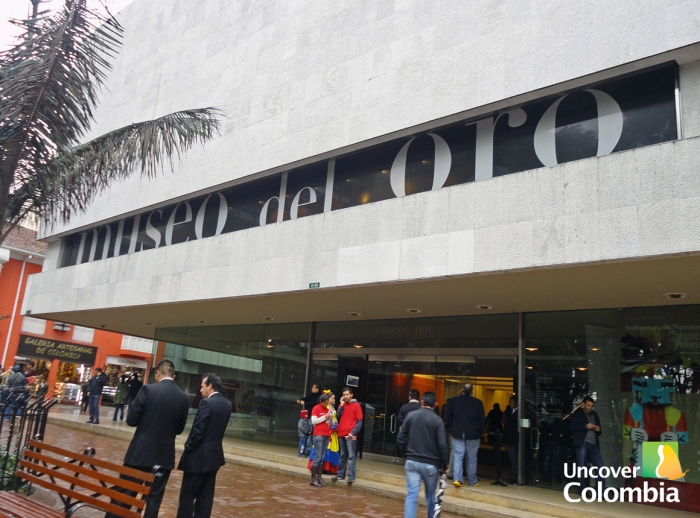 Museo del oro (Gold Museum) - Bogota, Colombia
