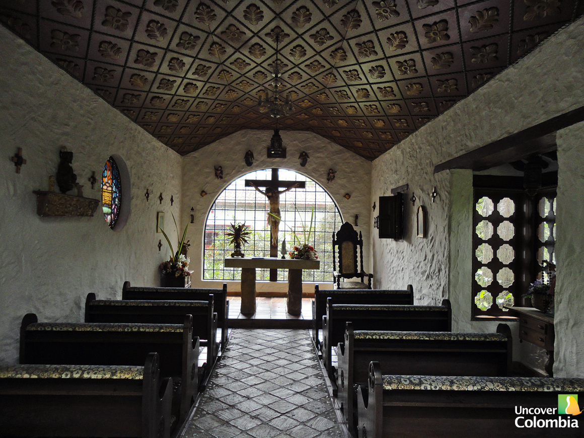 Hacienda Coloma Chapel