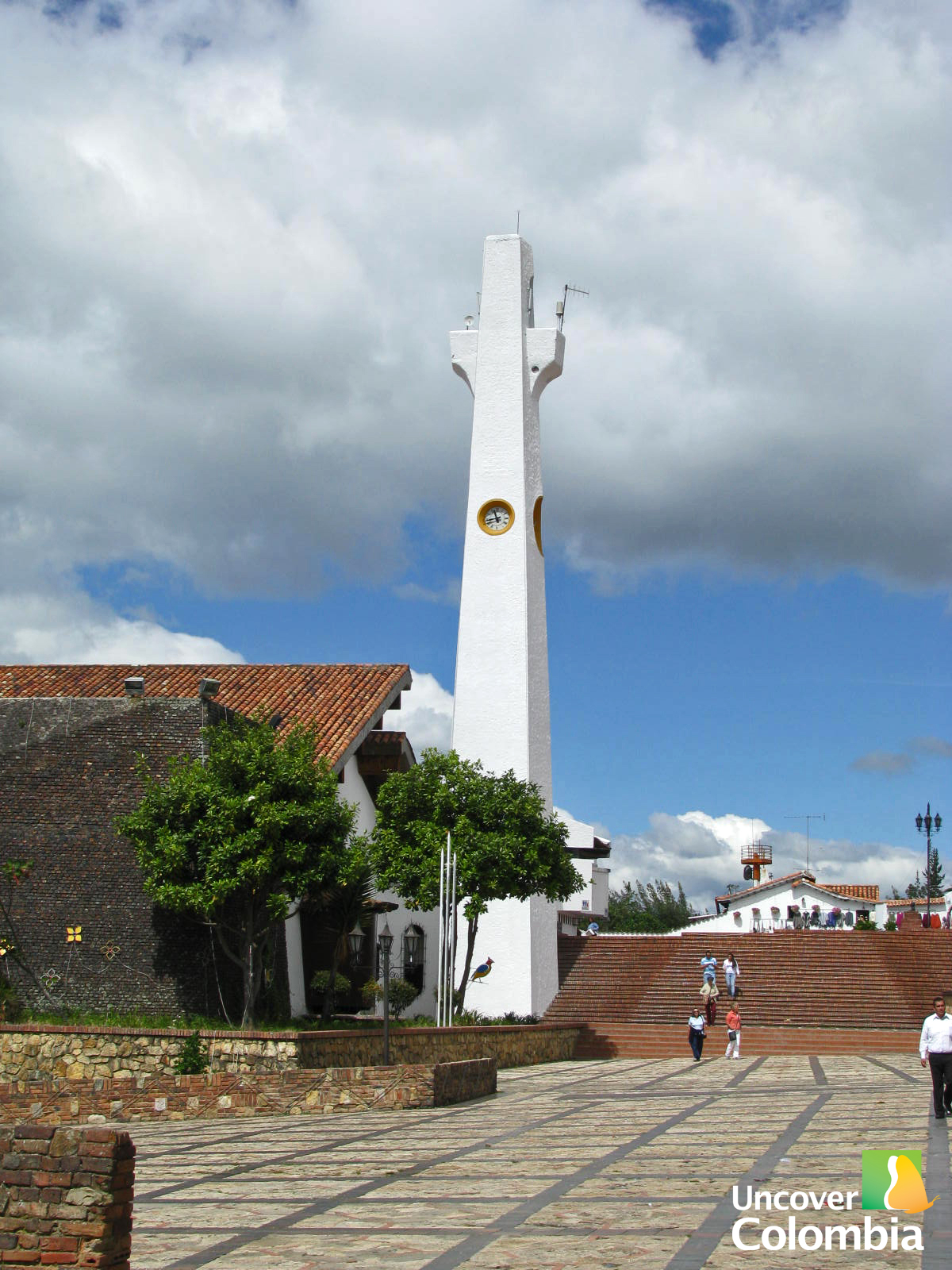 Guatavita - Church
