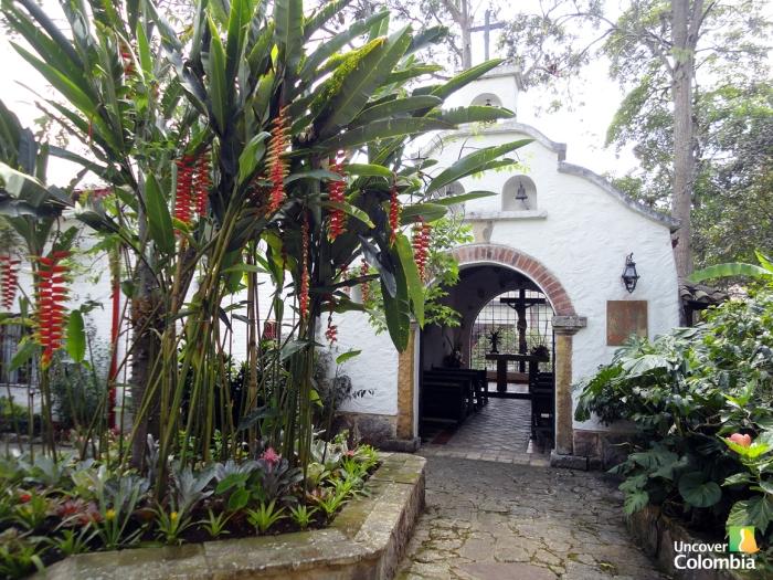 Hacienda Coloma gardens
