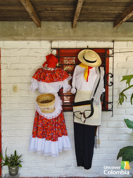 Pickers traditional dresses