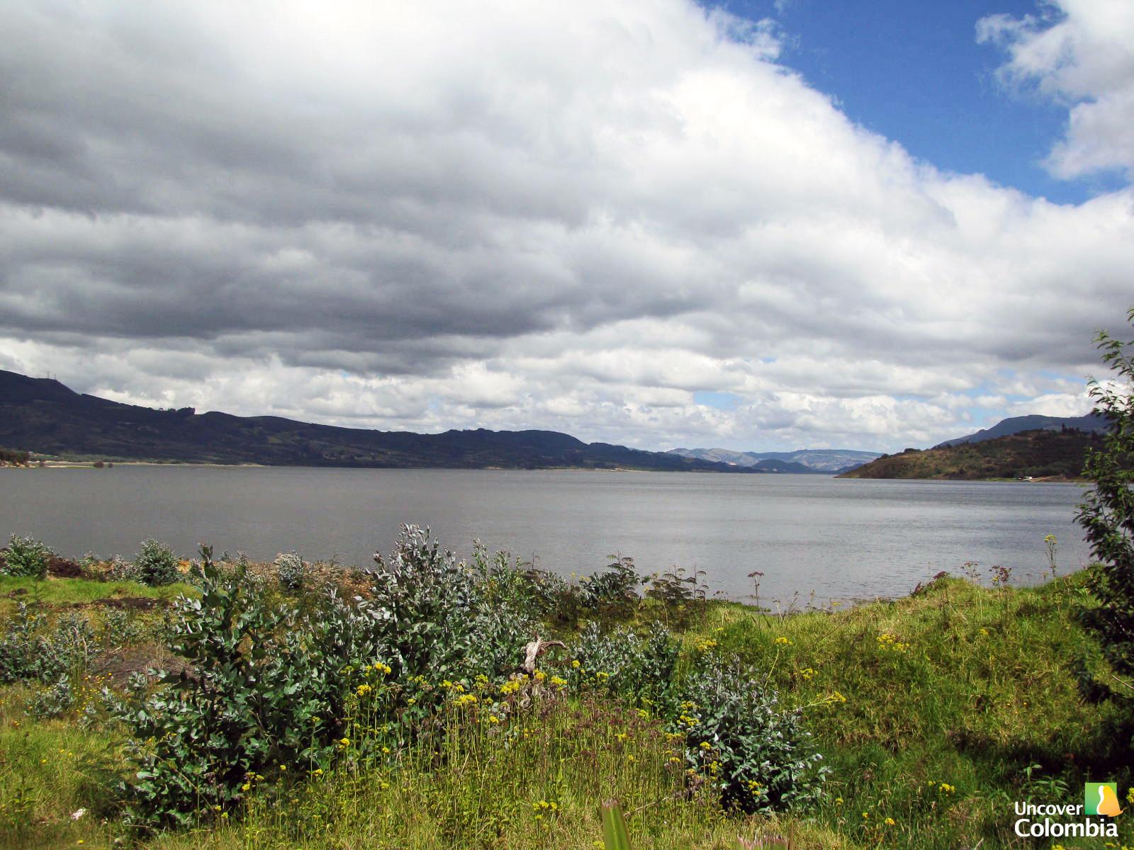 Guatavita - Tomine Reservoir