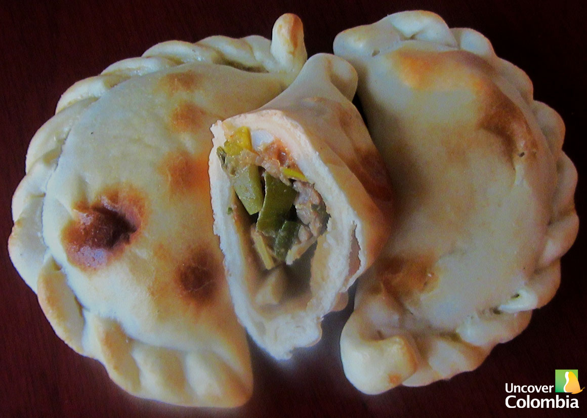 Potato And Corn Empanadas With Aji Recipe — Dishmaps