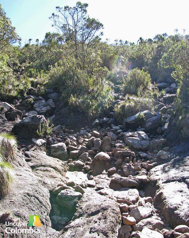 Iguaque Wall