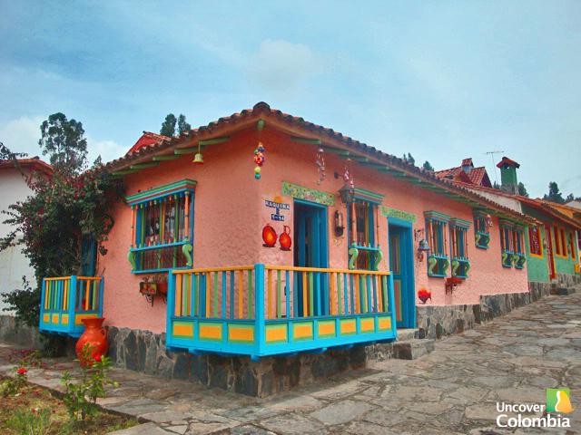 Pueblito boyacense - Uncover Colombia