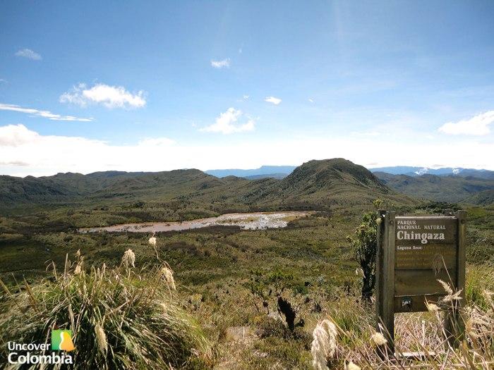 Chingaza Natural Park