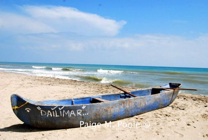 Enjoying a three day festivo weekend in Palomino, La Guajira