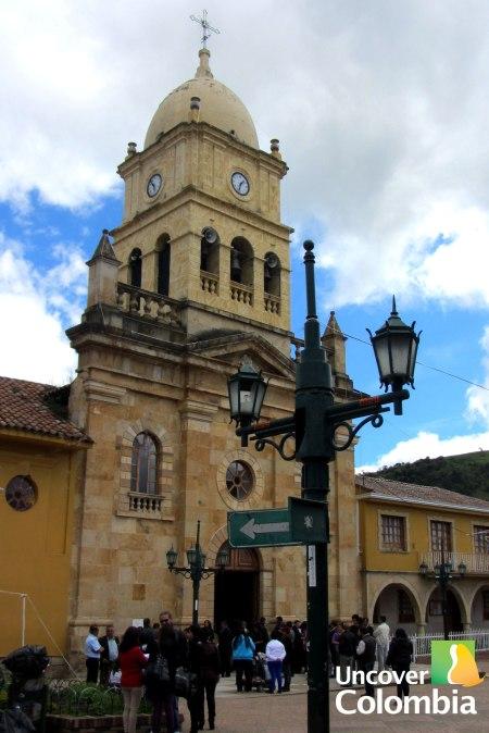 Church in la Calera