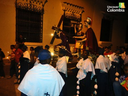 Easter Celebrations in Mompox