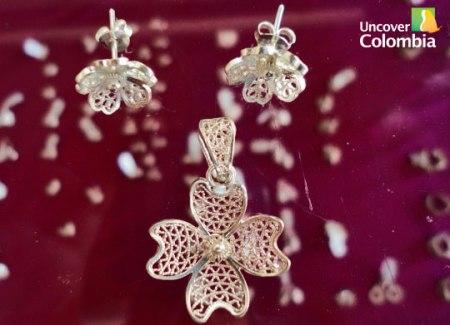 Mompox - Traditional Filigree Jewellery