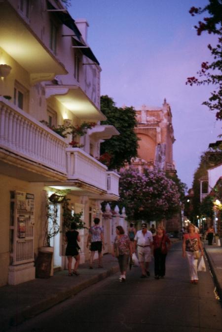 Old town Cartagena