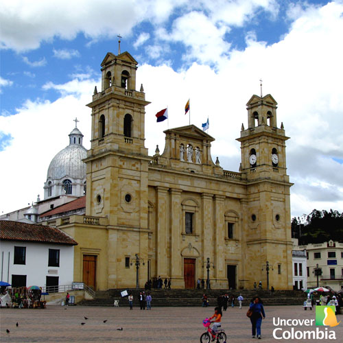 Basilica or our Lady of Chiquinquira - Uncover Colombia