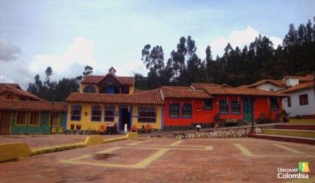 Pueblito Boyacence (little Boyaca village) - Uncover Colombia