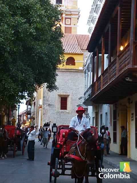 Cartagena de Indias - Colombia - Uncover Colombia tours
