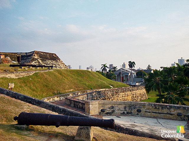Cartagena Walls