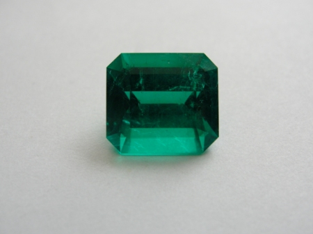 Colombian emerald from Muzo - image property of: http://www.emeraldcolombia.com/