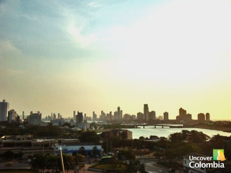 View of Cartagena - Uncover Colombia