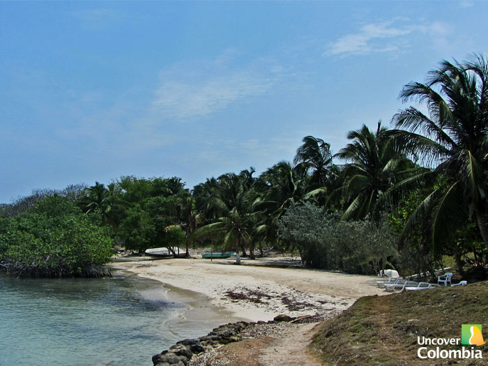 National Natural Park of Corales del Rosario and San Bernardo