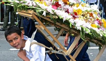 Medellin Flowers Festival