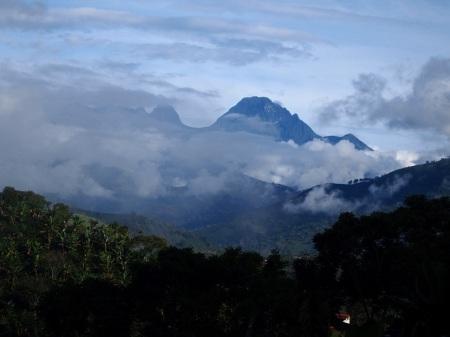 Mountain range Farallones del Citara