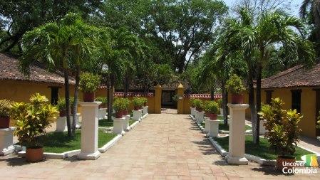 Quinta San Pedro Alejandrino - Santa Marta, Colombia
