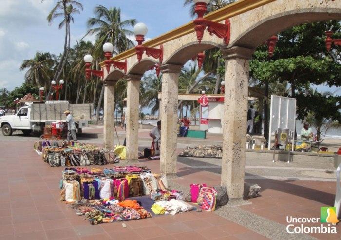 Handicrafts in Riohacha