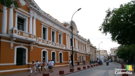 Santa Marta Historic Centre