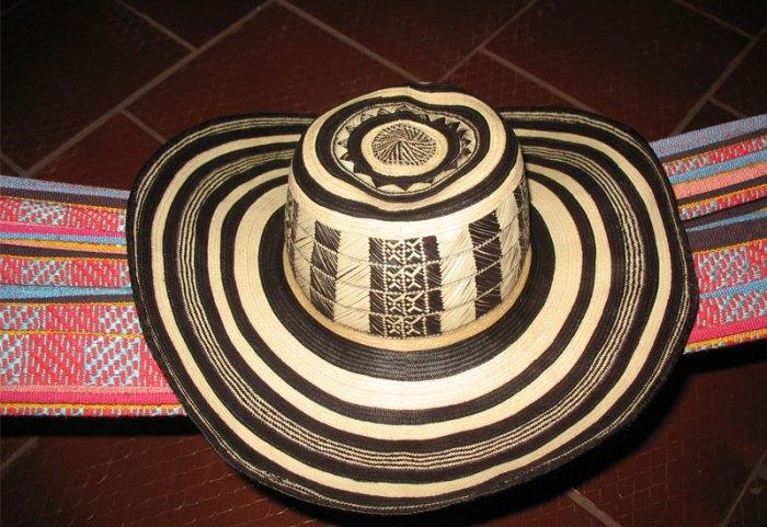 Sombrero vueltiao Source: http://commons.wikimedia.org/wiki/File:Sombrero_vueltiao.jpg