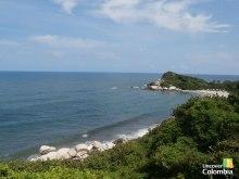 Tayrona Natural Park Beach